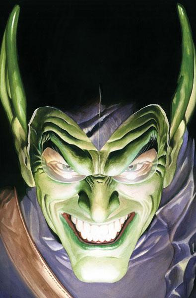 Alex Ross como Duende Verde